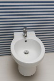 L'intérieur dans la salle de bain. — Photo
