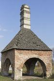 Stone roaster 16th century. — Stock Photo