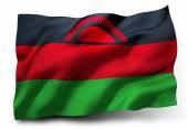 Flag of Malawi — Stock Photo