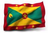 Flag of Grenada — Stock Photo