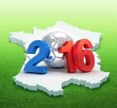 France 2016 — Stock Photo