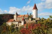 Krivoklat Castle — Stock Photo