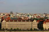 Prague skyline — Stock Photo