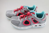 Summer sport shoes — Stock Photo