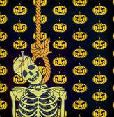 Halloween invitation. — Stock Vector