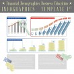 Financial, Demographics, Business, Education — Stock Vector #60440901