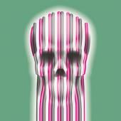 Skull Art. — Stock Vector