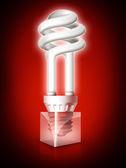 Luminous Bulb  — Stock Photo