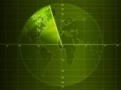 Radar — Fotografia Stock