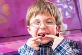 зубы — Стоковое фото