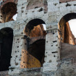 Detail of the Colosseum — Stock Photo #60361883