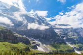 Eiger trail — Stock Photo