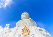 Big buddha — Stockfoto