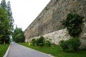 Şehir duvar — Stok fotoğraf