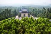 南京孙中山陵墓 — 图库照片