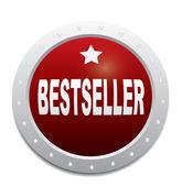 Bestseller label — Stock Vector