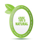 Natural products — Stock Vector