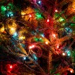 Christmas lights — Stock Photo #60593743