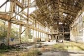 Verlaten gebouw — Stockfoto