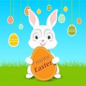 Vector. Happy Easter. — 图库矢量图片