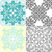 Elegance Seamless pattern — Vector de stock