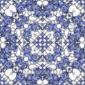 Elegant lace pattern — Stock Vector