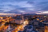 Малага, Испания — Стоковое фото