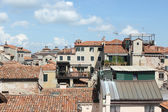 Panoramic view of a housing estate in Venice — Stock Photo