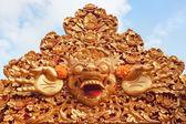 Esprit protecteur et le symbole de l'île de Bali - Barong — Photo