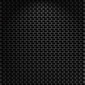 Metallische textur-hintergrund — Stockvektor