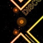 Disco club flyer — Stock Vector #70376279