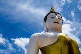 Big Buddha Bust — Stock Photo