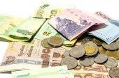 Money spilling over — Stock Photo