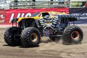 2013 Monster Jam- Max-D — Stock Photo