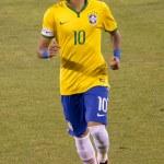 Постер, плакат: Neymar Brazil