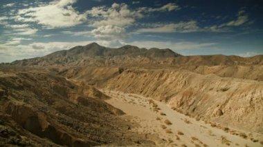 Desert Landscape Time Lapse — Stockvideo