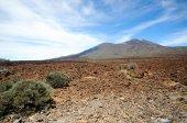 Pico del Teide Vulcano — Stock Photo