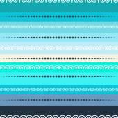 второстепенный океан — Cтоковый вектор