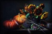 тыквы — Стоковое фото