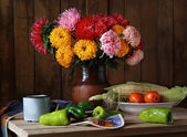 A summer still life — Stock Photo