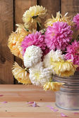 Still life with a bouquet. — Stock Photo