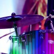 Drums are playing — Stock Photo #72492827