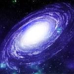Постер, плакат: Spiral galaxy