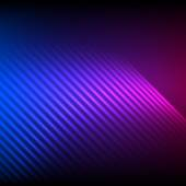 Northern Lights effect glowing dark background — Stock Vector