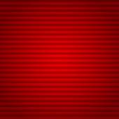 Red background gradient horizontal stripes — Vecteur