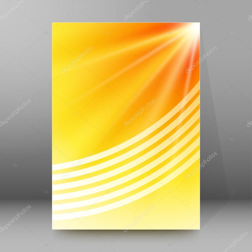 rays effect background report title page booklet layout stock rays effect background report title page booklet layout stock vector 92077400