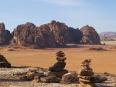 Wadi Rum — Stock Photo