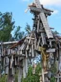 холм крестов — Стоковое фото