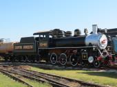 Trem — Fotografia Stock