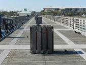 Orange Park ponte sull'oceano Atlantico, Florida — Foto Stock